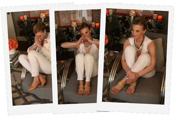 Gina Tognoni shoes