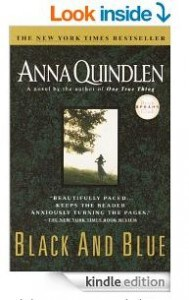 black and blue - amazon