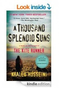 thousand splendid suns - amazon