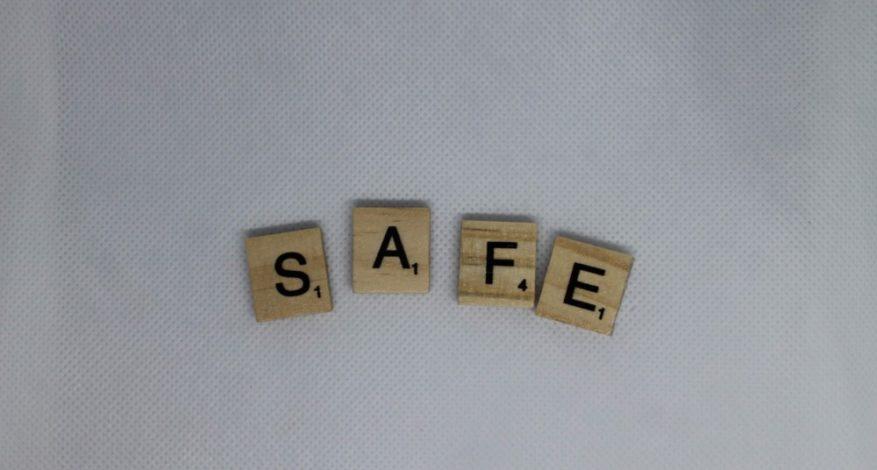 Safe Scrabble Letters