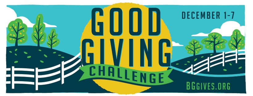 GoodGiving Challenge logo